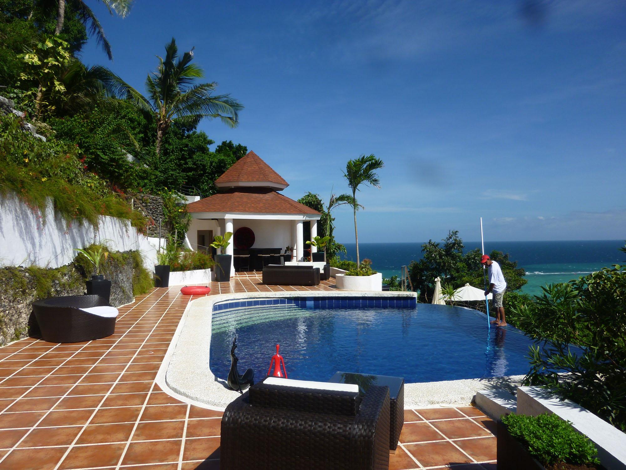 Pool Area Casamonte Boracay